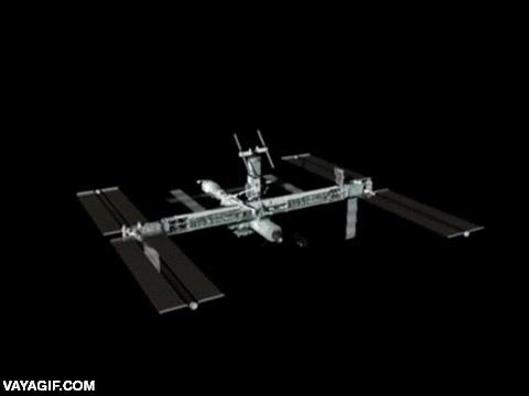 Enlace a Construcción de la Estación Espacial Internacional paso a paso