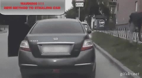 Enlace a Ojo a los nuevos métodos para robarte el coche