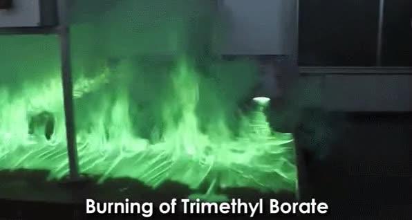 Enlace a La química puede ser divertida y peligrosa