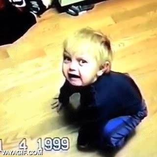 Enlace a Gollum también tuvo su infancia