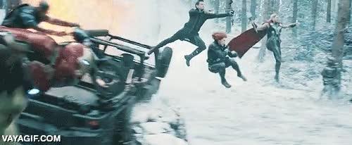 Enlace a Está claro que Los Vengadores 2 será legendario
