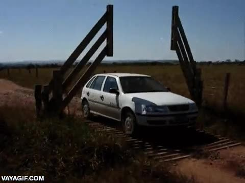 Enlace a La puerta automática del medio rural