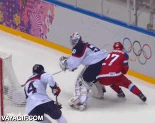 Enlace a Traseros que son armas de destrucción masiva en el hockey sobre hielo