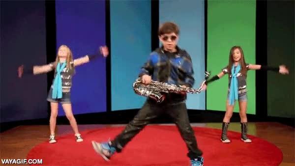Enlace a Practica todos los años que quieras con el saxo, nunca tendrás su estilo