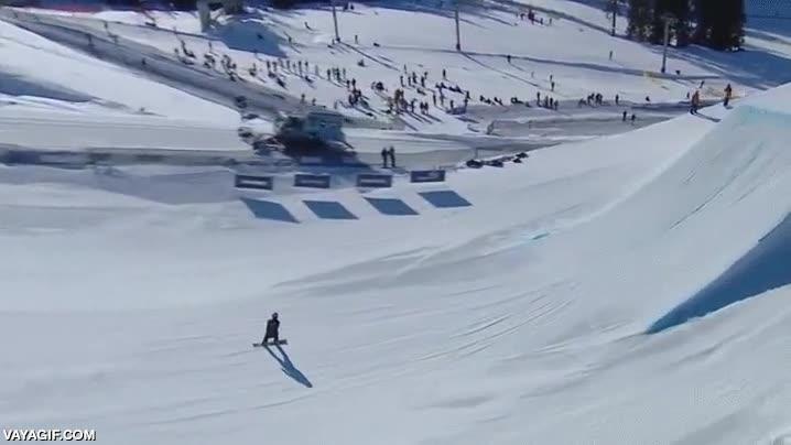Enlace a ¿Hacer un mítico 1080º en snowboard? Yuki Kadono se marca un 1620º como si tal cosa