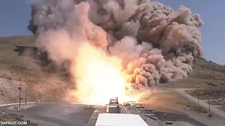 Enlace a Probando uno de los nuevos propulsores que llevarán al hombre a Marte, parece potentillo