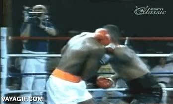 Enlace a Estoy seguro de que si yo hubiera recibido ese puñetazo de Tyson, me arranca la cabeza