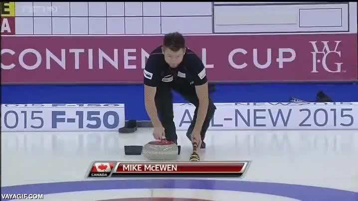 Enlace a Y pensar que hay gente que considera el curling un deporte aburrido