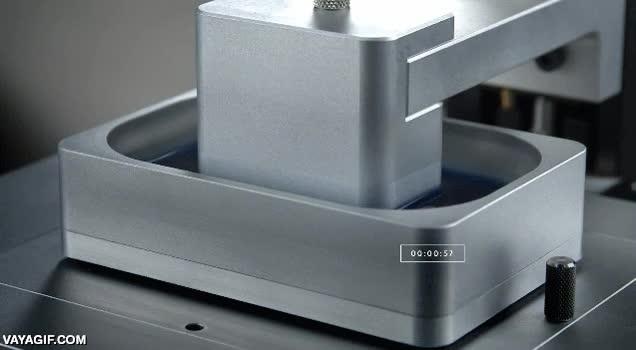 Enlace a Lo que se puede hacer con este nuevo sistema de impresión 3D me parece revolucionario