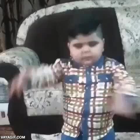 Enlace a Hay niños que desde pequeño ya tienen la magia del baile dentro