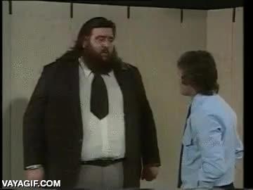Enlace a Un consejo, no te metas con un tío que pesa 30 kilos más que tú