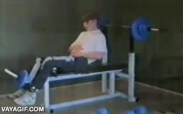 Enlace a Y por eso la mayor parte de los que van al gimnasio deciden no hacer piernas