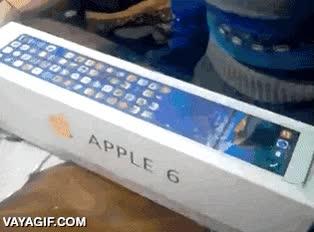 Enlace a Cuando compras un iPhone 6 por Amazon