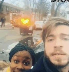 Enlace a Esto es lo que los bomberos opinan de los selfies delante de sus incendios