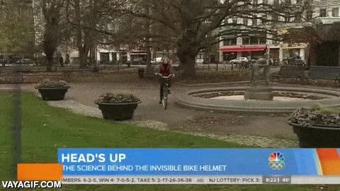 Enlace a Ya no será necesario llevar casco cuando vayas en bici si te compras uno de estos
