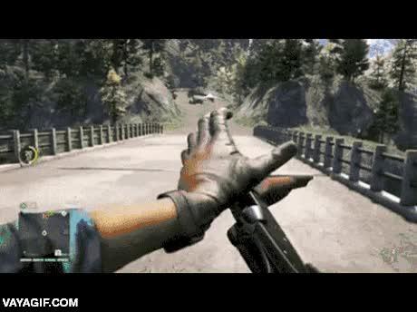 Enlace a Jugador de videojuegos de tiros, level: jedi
