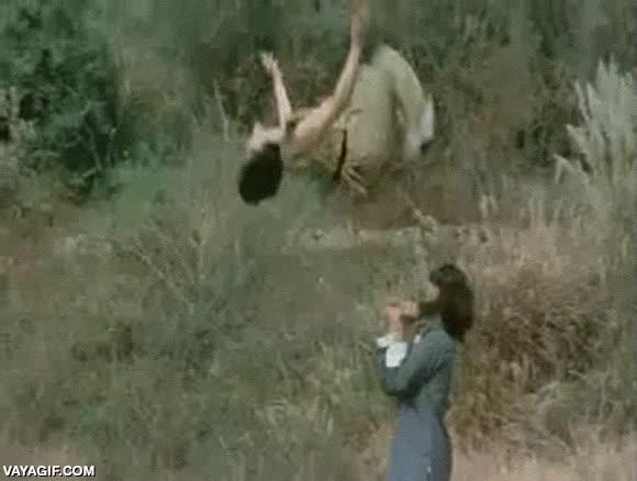 Enlace a Sin duda, la mejor escena de muerte de la historia del cine