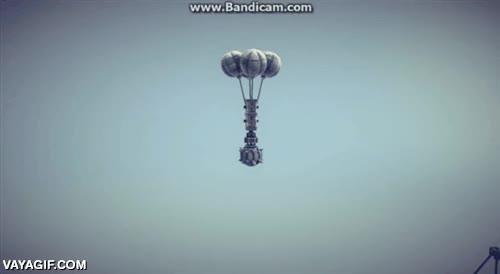 Enlace a Señor, ¡su bomba ha llegado!