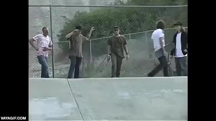 Enlace a El skater con más equilibrio que he visto