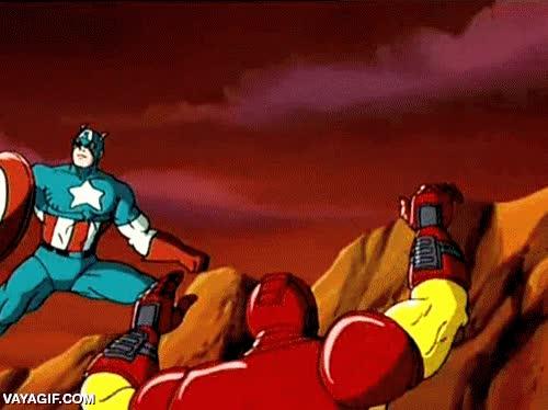 Enlace a Estúpido y sensual Iron man