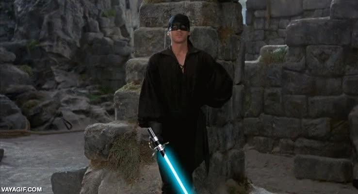 Enlace a El primer Jedi de la historia fue el Zorro