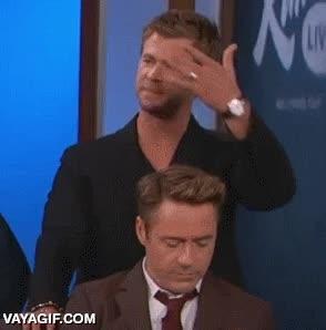 Enlace a Cuando tienes a Thor detrás, no te puedes fiar de él