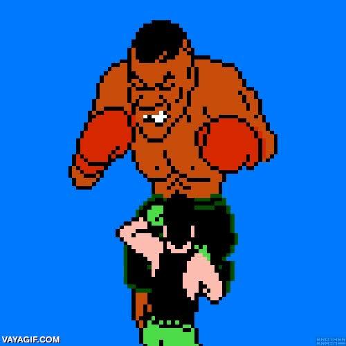 Enlace a ¿Jugaste al mítico juego de NES conocido como Punch-Out!? ¡Te encantará ver esto!