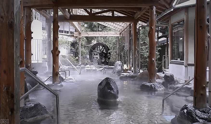 Enlace a Un spa de más de 850 años de antigüedad y todavía operativo, en Misasa, Japón