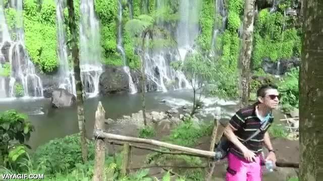Enlace a Las cataratas Asik Asik de Filipinas