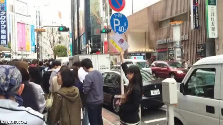 Enlace a En Japón han inaugurado el primer Taco Bell y se han montado dos horas de cola para entrar