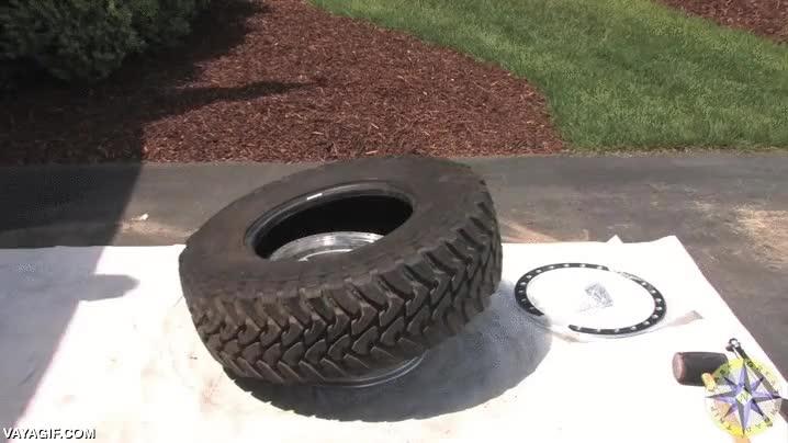 Enlace a Yo no monto neumáticos nuevos, ¡yo los domo!