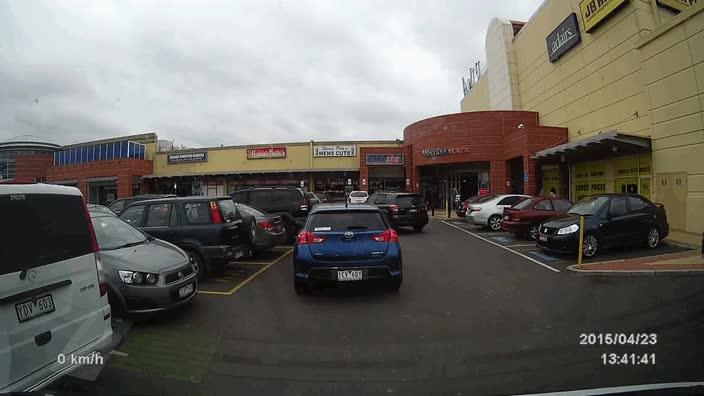 Enlace a Esa frustración con las personas que no saben aparcar