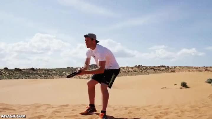 Enlace a Llevando el extreme frisbee todavía más lejos