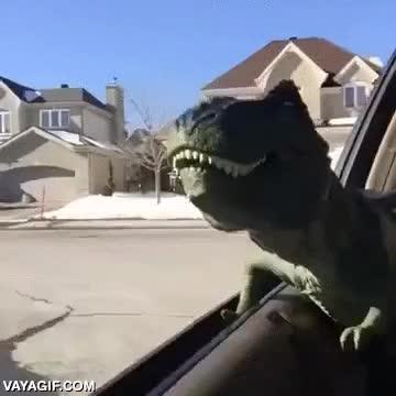 Enlace a Me encantaría poder ver esta versión de Jurassic Park