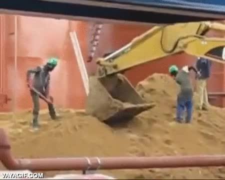 Enlace a ¿Alguien les puede explicar cómo funciona esto de las excavadoras?