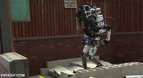 Enlace a Algún día las máquinas se podrían rebelar contra el ser humano, pero aun queda