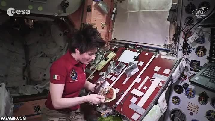 Enlace a Tortillas espaciales como nunca habías visto