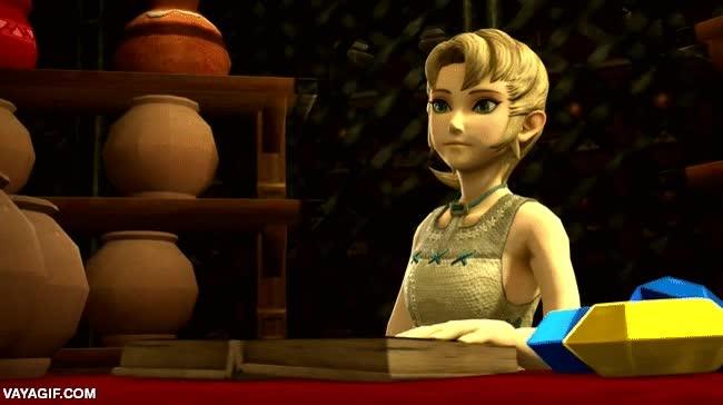 Enlace a ¿Nadie se ha parado a pensar en lo ladrón que es Link?