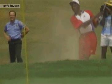 Enlace a ¿Te acuerdas cuando Michael Jordan se creía que era jugador de golf?