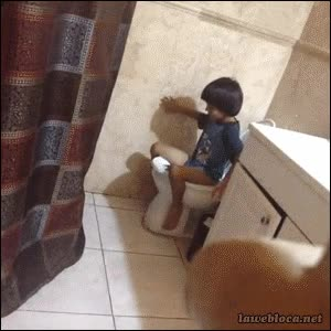 Enlace a De lo peor que te puede pasar en el lavabo