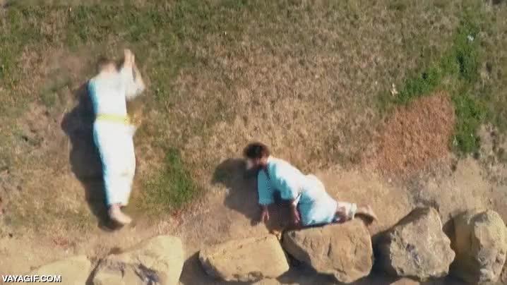 Enlace a Stop-Motion Karate