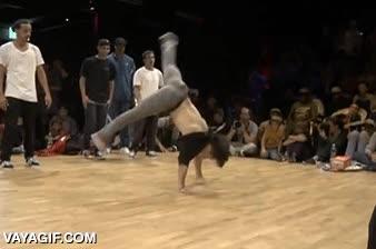 Enlace a Y por eso muchos breakdancers se dejan el pelo largo