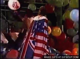 Enlace a Keith Richards en pleno concierto sabe cómo lidiar con los invasores de escenario