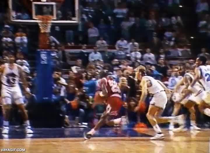 Enlace a Y por eso Michael Jordan fue el mejor jugador de basket de la historia