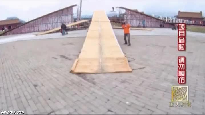 Enlace a En esto de las exhibiciones de saltos en rampas gigantes, nadie supera a los asiáticos
