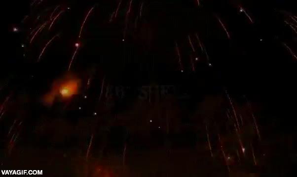 Enlace a Visto así, no sé si los fuegos artificiales molan más de normal o a la inversa