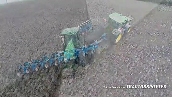 Enlace a Si nuestros antepasados vieran el nivel tecnológico que ha alcanzado la agricultura