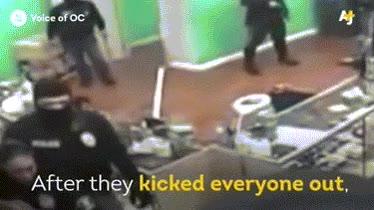 Enlace a La policía interviene en un local de venta ilegal de marihuana, se cargan las cámaras y ¡a comer!