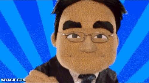 Enlace a Ha fallecido Satoru Iwata, presidente de Nintendo, esta fue su última ''aparición'' pública