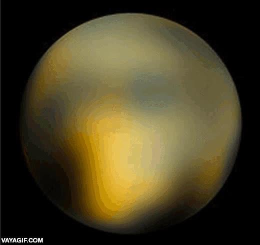 Enlace a La diferencia de resolución de Plutón entre el telescopio Hubble y la sonda New Horizons